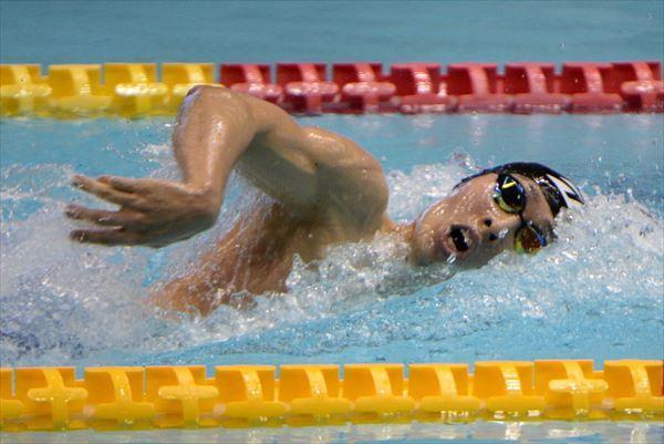 萩野、400メートル自由形は2位 競泳日本選手権、後半失速|県内主要 ...