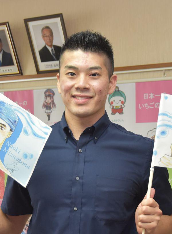 競泳日本選手権中止で水沼 「ポジティブに考える」|スポーツ|下野新聞「SOON」ニュース|下野新聞 SOON(スーン)