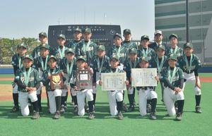 上三川、惜しくも準優勝 野球ボーイズリーグ春季全国大会・小学の部 ...