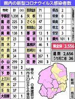 情報 栃木 県 コロナ