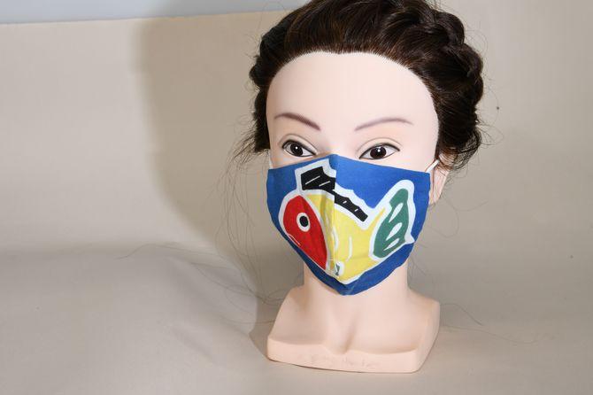 新型コロナに負けるな 「読者の手作りマスクコンテスト」