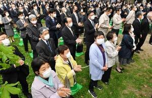 長野と広島で与野党対決 参院2選挙が告示|全国のニュース|下野新聞 ...