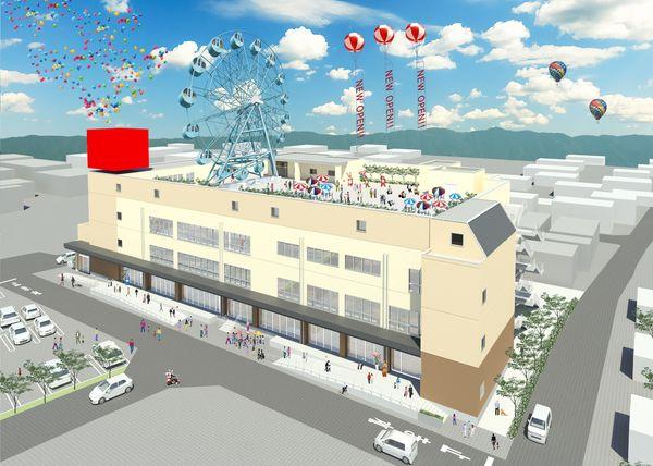 日光ランドマークの観覧車、地上40メートルに 21年4月オープンの見込み|地域の話題,県内主要,経済|下野...