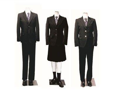 多様性配慮の「準制服…