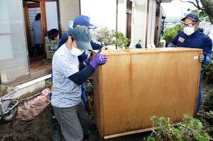 災害 ボランティア 台風 19 号